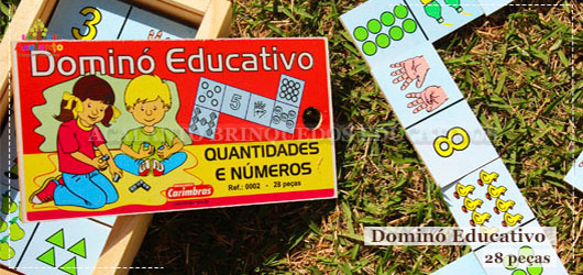 Dominós Educativos